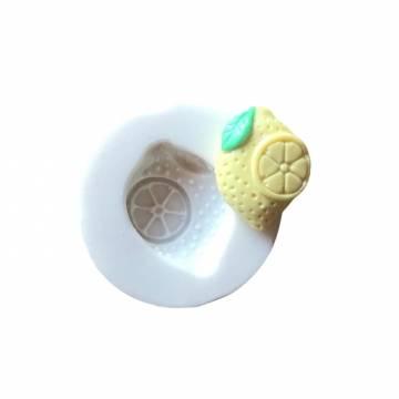 Molde de Silicone Limão  - 1227