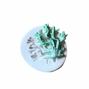Molde de Silicone Alga...