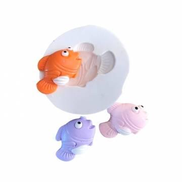 Molde de Silicone Nemo...