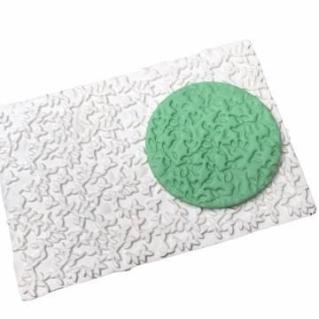 Molde de Silicone Textura...