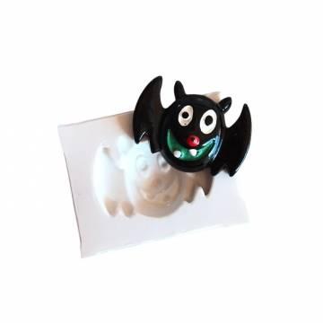 Molde de Silicone Morcego...