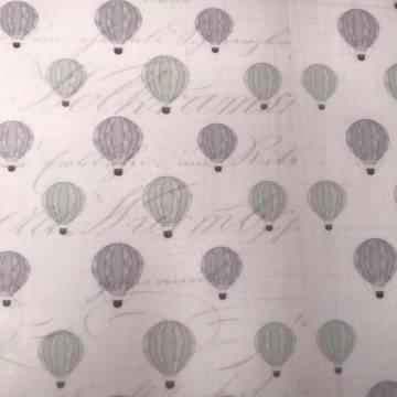 Papel de Arroz Balão...