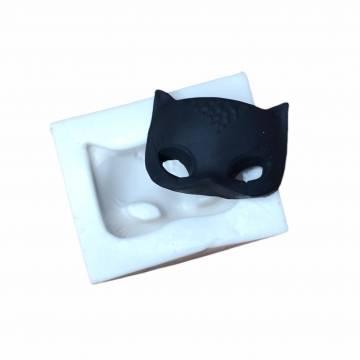 Molde de Silicone Máscara -...