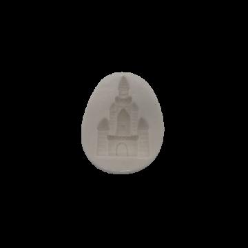 Molde de Silicone Castelo...