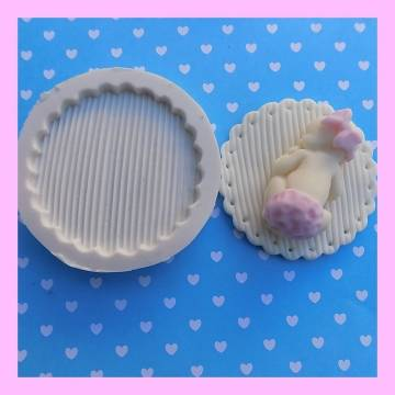 PM366 BASE PARA CUPCAKE OU ALFAJOR